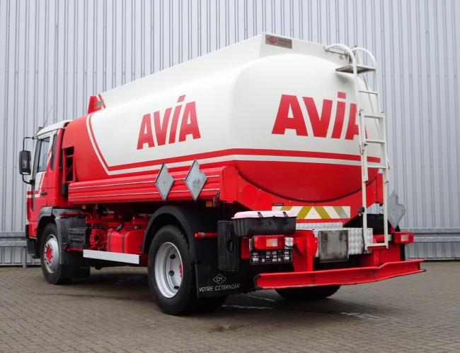 Volvo FL6 15 ADR,  10.500 ltr. Tank, Fuel, Pomp - Pumpe TT 4105