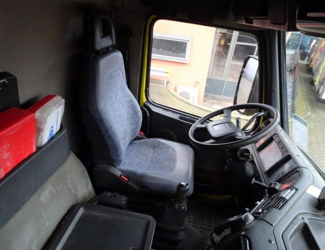 Volvo FM 7.290 6x2 - Palfinger 12TM Kraan, Crane, Kran, Crue - Kipper, Tipper TT 4111