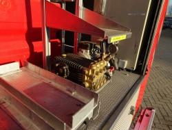 Iveco Eurocargo 80E17 Calamiteitenauto, Rescue-Vehicle - 27 kva 400 Volt Generator TT 4113
