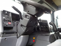 Scania P 270 Hiab 12TM Kraan, Crane, Kran, Crue - Laadklep, LDW, Loadlift TT 4116