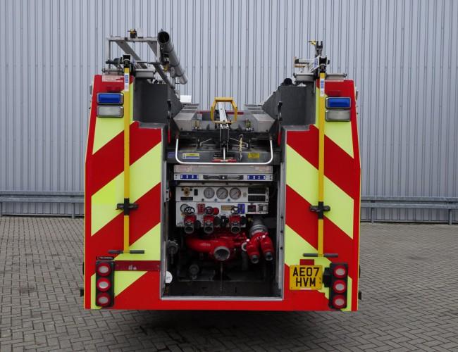 Mercedes-Benz Atego 1325 RHD - Crewcab, Doppelcabine - 1.400 ltr watertank - Feuerwehr, Fire brigade, More in Stock!! TT 4120