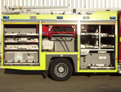 Mercedes-Benz Atego 1325 RHD - Crewcab, Doppelcabine - 1.400 ltr watertank - Feuerwehr, Fire brigade, More in Stock!! TT 4126
