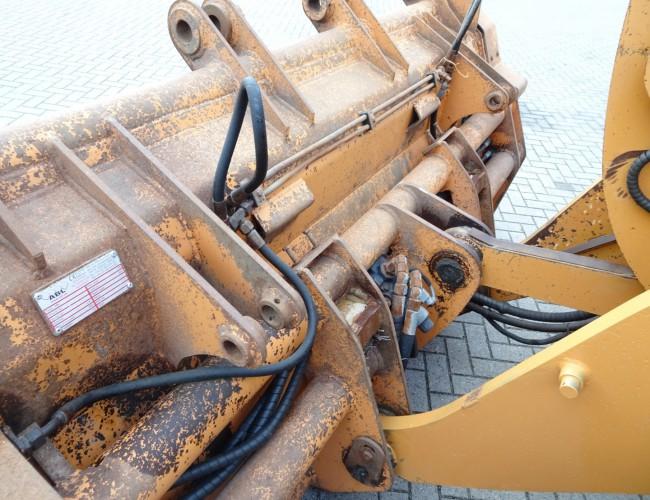 Case 621E Wiellader, Wheelloader, Radlader TT 4130
