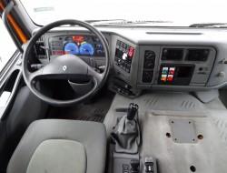 Renault Kerax 320 DCI 4x4 - 14TM Kraan, Crane, Kran Grue - Kipper, Tipper, Benne TT 4140
