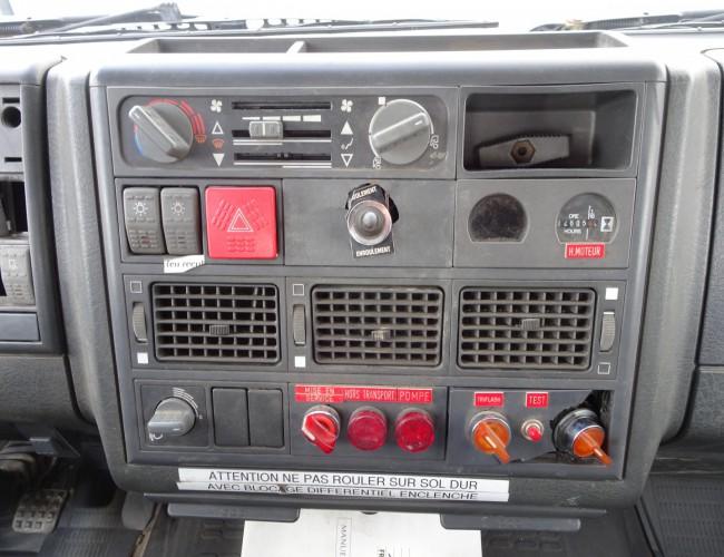 Iveco Eurocargo 135E23 4x4 -  16 mtr. Hoogwerker, Platform, Hubarbeitsbuhne TT 4141