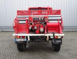 Unimog 1300L 4x4 Unimog  (435) Mercedes Benz, Doppelkabine, 2000 ltr. - Expeditievoertuig, Camper TT 4142