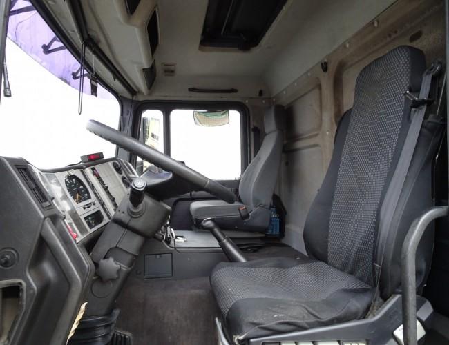 MAN 18.240 HMF 10TM Kraan, Crane, Kran - Kipper, Tipper - NL Truck!! Manuel TT 4143