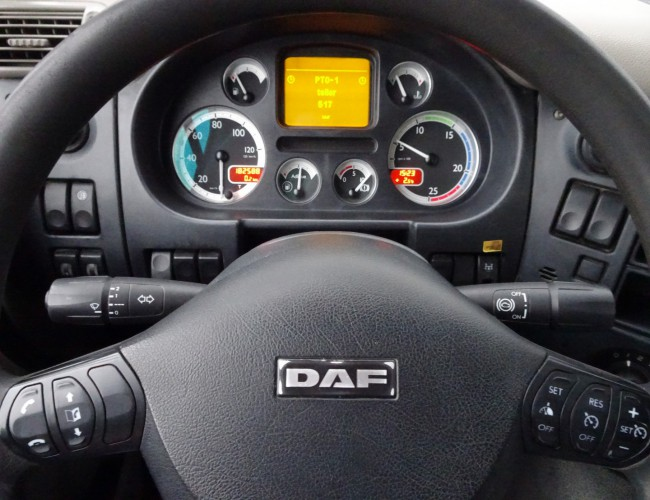 DAF FAT CF85.360 6x4 Kipper, Tipper - Manuel TT 4155