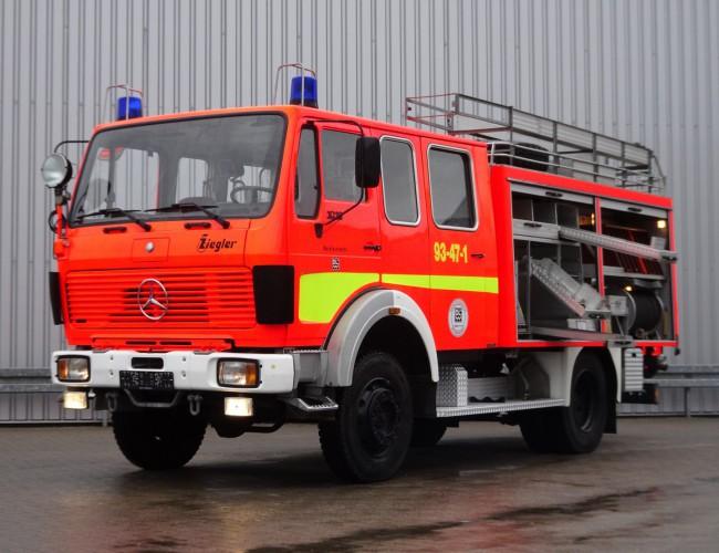 Mercedes-Benz SK 1019
