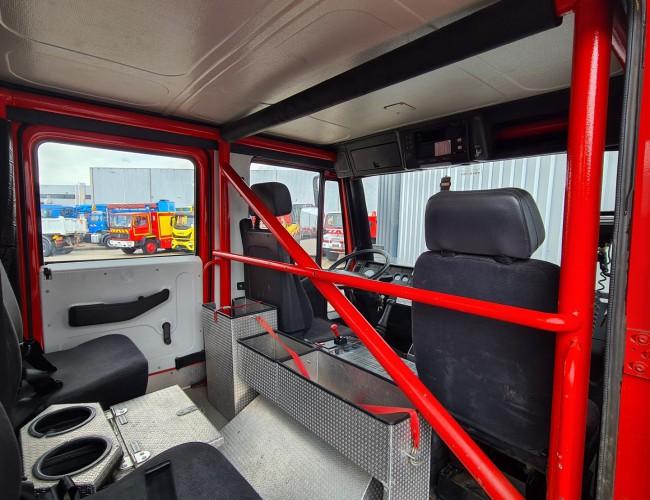 Iveco Eurocargo Tector 140 E24 4X4 4.000 Ltr. Rosenbauer, feuerwehr - fire brigade - brandweer, Pomp. TT 4197