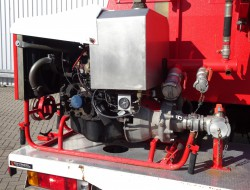 Mercedes-Benz 911 4x4 - Oldtimer, Feuerwehr, Fire brigade -3.000 ltr watertank - 3,5t. Lier, Wich, Winde -Collector TT 4203