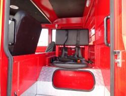 Iveco Unic 80.140 4x4 -Feuerwehr, Fire brigade -1.750 ltr watertank - 3t. Lier, Wich, Winde -, Expeditie, Camper TT 4206