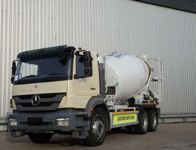 Mercedes-Benz Axor 2633