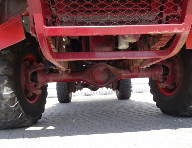 Renault M180 4x4 -Feuerwehr, Fire brigade -3.500 ltr watertank - Expeditie, Camper TT 4226