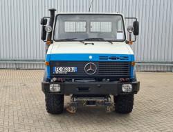 Mercedes-Benz Unimog U 1450 L 4x4 -(427) - Kipper - Tipper - Benne TT 4240