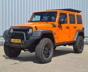 Jeep Wrangler 4x4 - 3.6 - V6 - JK Unlimited - Lang - Trekhaak TT 4241