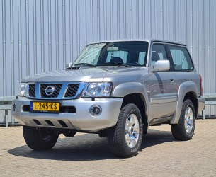 Nissan Patrol - GR 3.0 Di 4x4 - 73.000 km! - Clima, Trekhaak, Youngtimer, SUV TT 4244