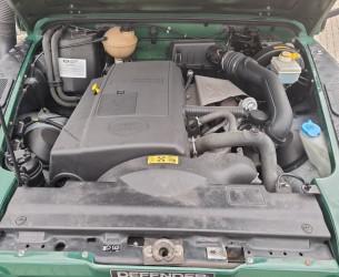 Land Rover Defender 90 4x4 - TD5 - Low KM!! - Soft Rooftop - Cabrio - Lier, Winch TT 4245