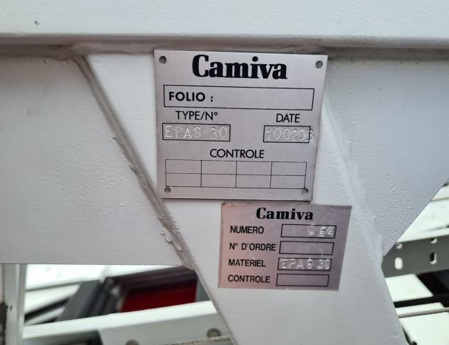 Iveco Tector 130 E24 Camiva EPAS 30 Ladderwagen, Ladder Truck, Arbeitsbuhne 30 mtr. TT 4248