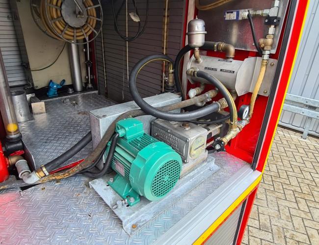 Renault Midlum 150.08 Rescue-Vehicle - 18 KVA electricity generator, Elektrizitat Generator TT 4251
