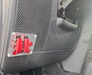 Jeep Wrangler 4x4 - 3.6 - V6 - Trail Rated - Lang - Trekhaak TT 4255