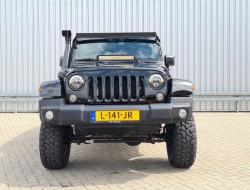 Jeep Wrangler 4x4 - (prijs ex BTW  40.750) 3.6 - V6 - Trail Rated - Lang - Trekhaak TT 4255