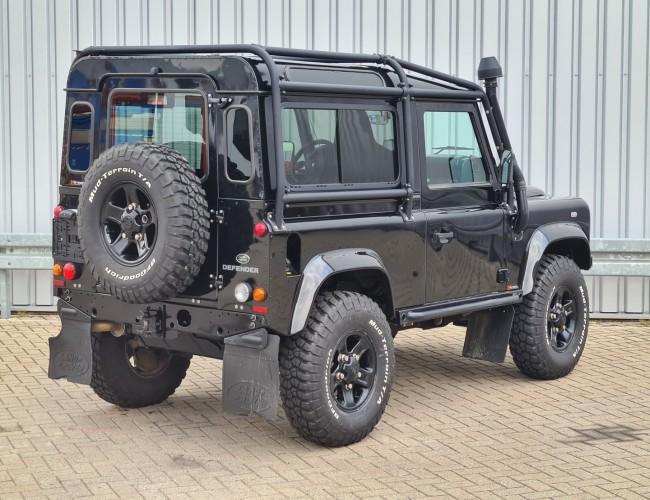 Land Rover Defender 90 SE 4x4 - 2.2 Diesel - Airco - Lier, Winch - Sportstoelen, Sportstuur TT 4264