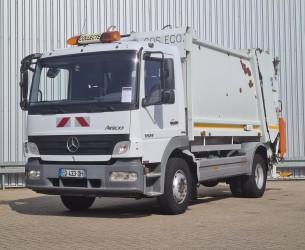 Mercedes-Benz Atego 1524 10m3 - Huisvuil, Garbage, Mullwagen TT 4277