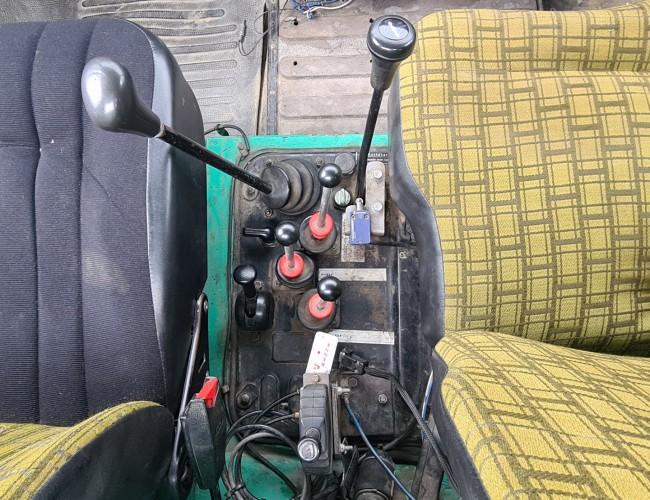 Unimog U 1700 L 4x4 -(435C) - Kipper - Tipper - Benne TT 4288