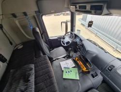 Scania P 340 LB 6x2 - Effer 37TM Kraan, Crane, Kran - Stuuras, Steeringaxle, Lenkasche TT 4292