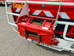 Mercedes-Benz 917 AF 4x4 -Feuerwehr, Fire brigade - 2.500 ltr watertank - Expeditie, Camper - 5,4 t. Lier, Winch TT 4299