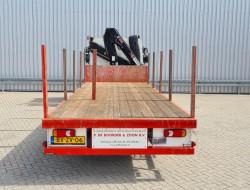 DAF FA LF 45.220 Hiab 9TM Kraan, Crane, Kran, Grue - NL Truck - Euro 5 TT 4302