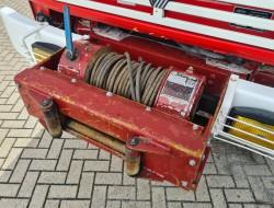 Renault 85 150 4x4 -Feuerwehr, Fire brigade - 2.500 ltr watertank - Expeditie, Camper - 5t. Lier, Winch TT 4314