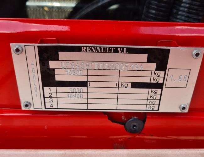 Renault Midliner M250 7.000 ltr watertank - feuerwehr - fire brigade - brandweer TT 4315