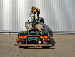 Renault Kerax 320 DCI 6x4, 17TM Kraan, Crane, Kran -  Haakarm, Hooklift, Abrolkipper, BB, Manuel TT 4318