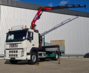 Volvo FM 330 Effer 14TM Kraan, Crane, Kran, Grue - 1.500 kg Laadklep, Loadlift TT 4328