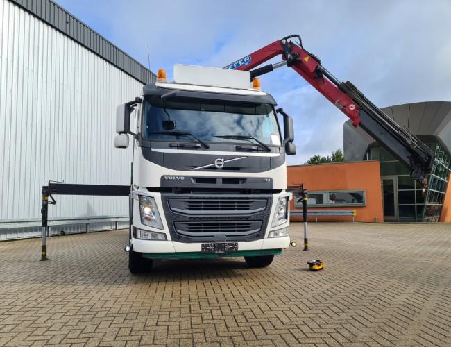 Volvo FM 330 Effer 14TM Kraan, Crane, Kran, Grue - 1.500 kg Laadklep, Loadlift TT 4329