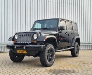 Jeep WRANGLER UNLIMITED 4x4 -2,8  Leder, Automaat, Airco TT 4331
